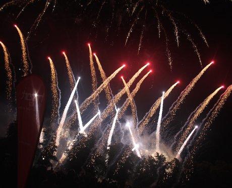 Heart Angels: Gloucester Fireworks