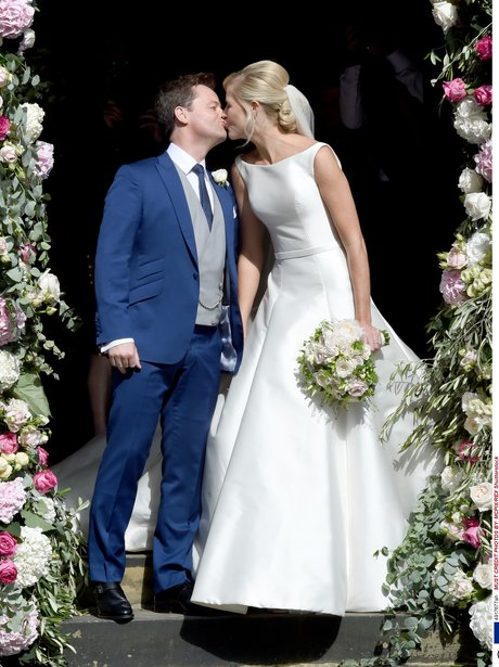 Declan Donnelly and Ali Astall Wedding