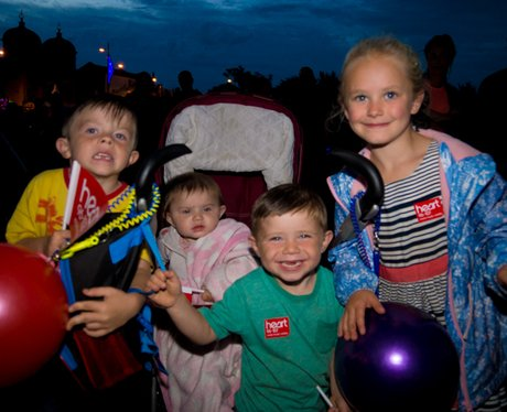 Great Yarmouth Fireworks 2015 Wk 4