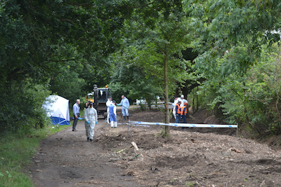 Human Remains Found in Bracknell 4/8/15