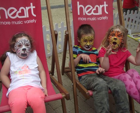 Heart Angels: Bristol Shopping Quarter Summer Safa