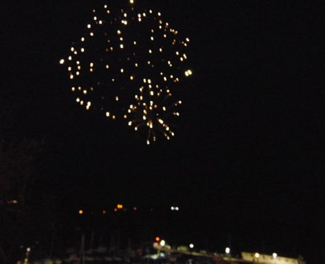 Tenby Spectacular- The Fireworks!