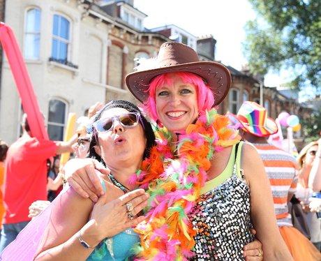 The Parade At Brighton Pride 2015