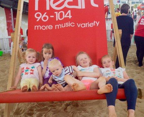 Centre:mk Summer Beach - 10th August 2015