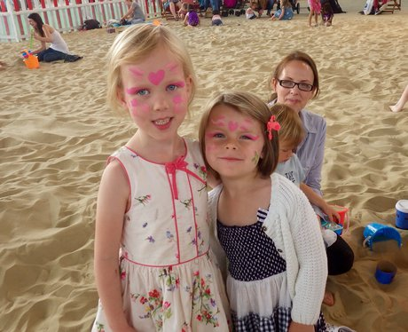 Centre:mk Summer Beach - 11th August 2015