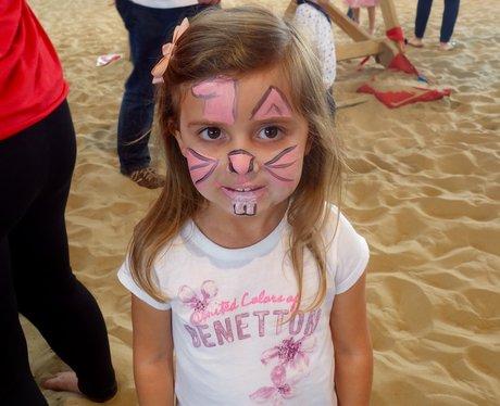 Centre:mk Summer Beach - 11th August 2015