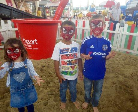 Centre:mk Summer Beach - 12th August 2015