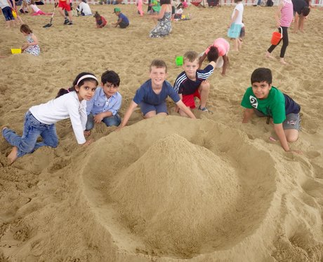 Centre:mk Summer Beach - 12th August 2015
