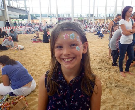 Centre:mk Summer Beach - 13th August 2015