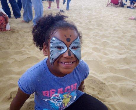 Centre:mk Summer Beach - 14th August 2015