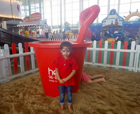 Centre:mk Summer Beach - 15th August 2015