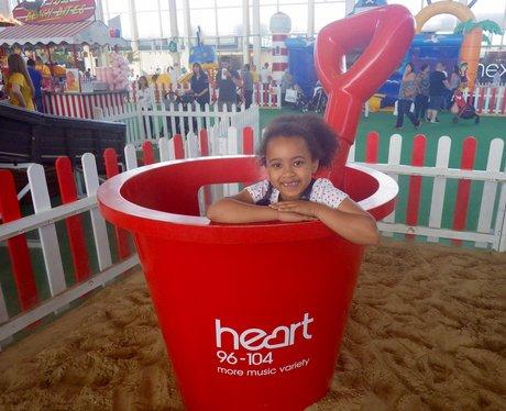 Centre:mk Summer Beach - 15th August 2015