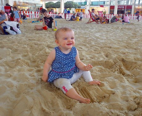 Centre:mk Summer Beach - 9th August 2015