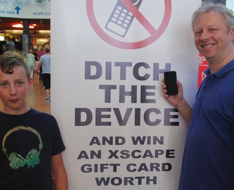 Ditch the Device