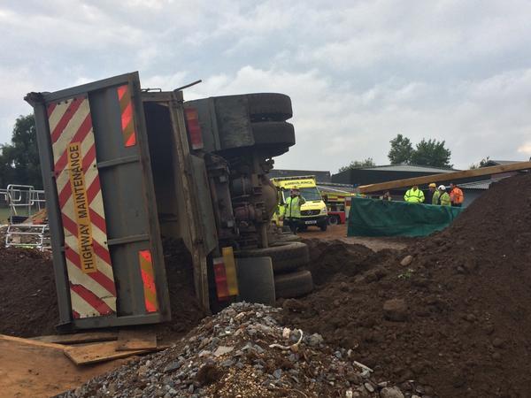 Gamlingay crash 2