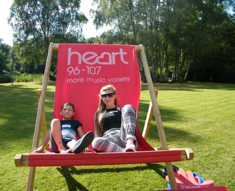 Heart Angels at Rowfant Summer Festival