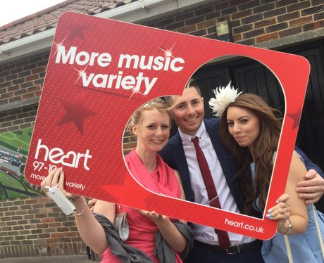 Heart Angels at The Brighton Racecourse!