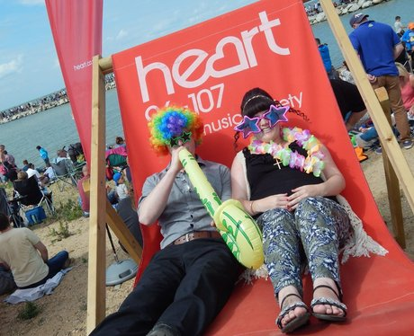 Heart Angels: Herne Bay Airshow (15th August 2015)