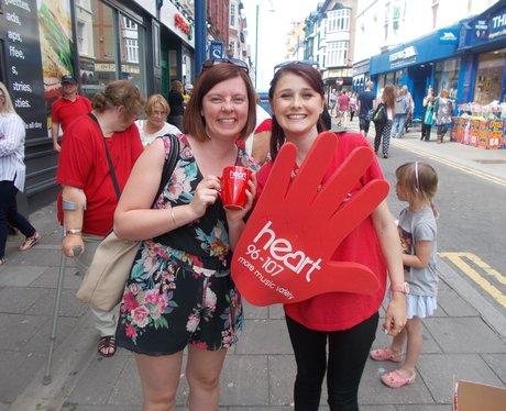 Hug for a Mug Aberystwyth