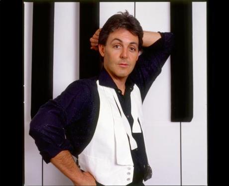 Paul McCartney #tbt