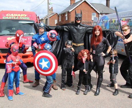 Beccles Carnival 2015