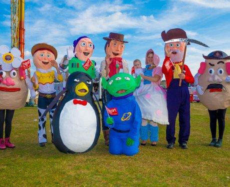 Cromer Carnival 2015