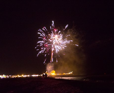 Great Yarmouth Fireworks 2015 Wk 6