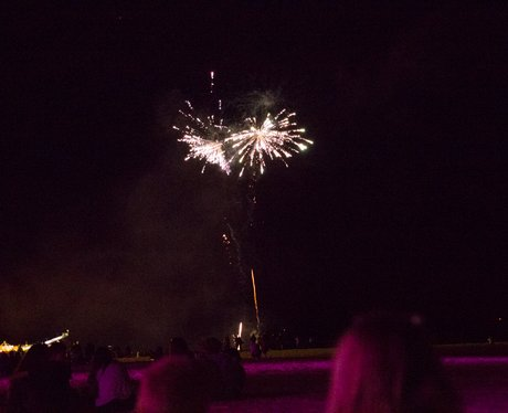 Great Yarmouth Fireworks 2015 Wk 6