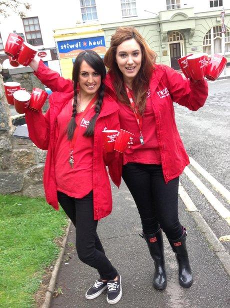 Hug for a Mug Caernarfon & Bangor