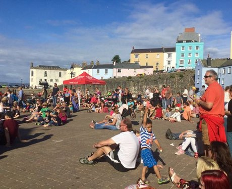 Tenby Spectacular - 16th August