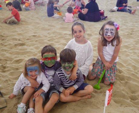 Centre:mk Summer Beach - 24th August 2015