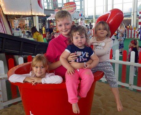 Centre:mk Summer Beach - 27th August 2015