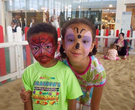 Centre:mk Summer Beach - 28th August 2015