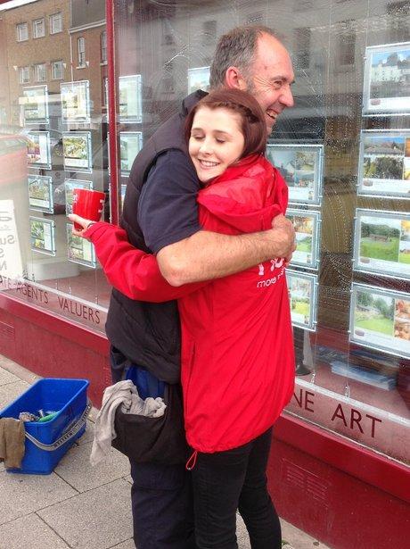 Hug for a Mug Welshpool