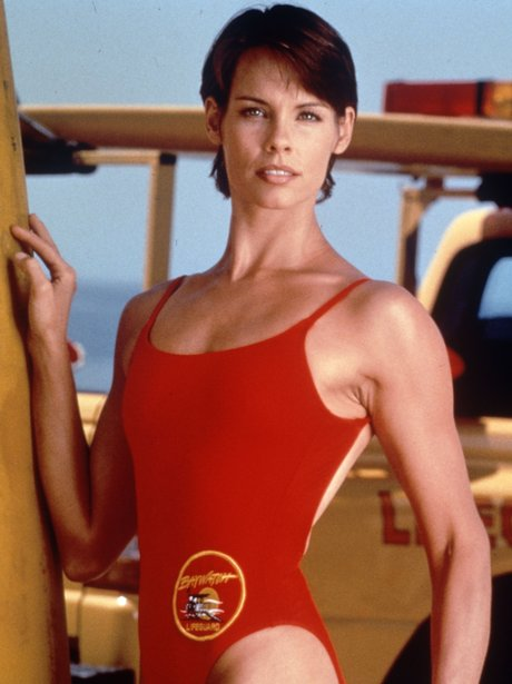 Baywatch Then and Now Alexandra Paul