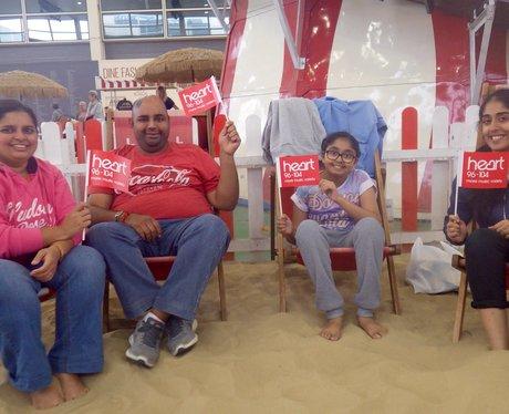 Centre:mk Summer Beach - 30th August 2015