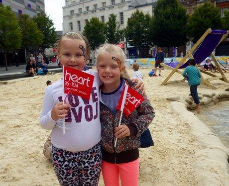 Love Luton Summer Beach - 30th August 2015