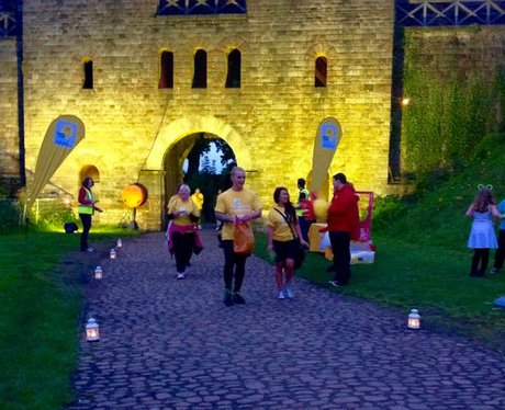 Marie Curie's Walk to Remember