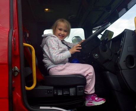 Bedfordshire Police Fun Day 2015