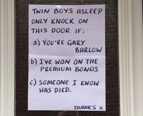 A hilarious letter