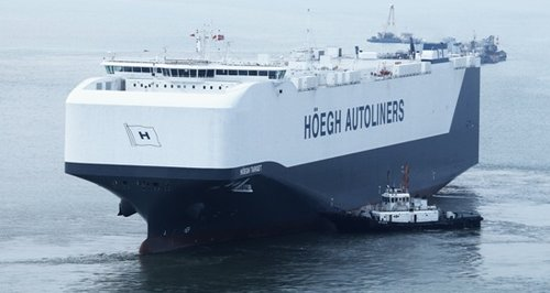Ship A Car >> World S Largest Car Carrier Ship In Southampton Heart Hampshire