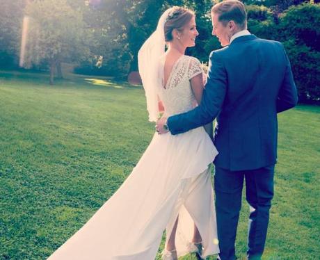 Millie Mackintosh and Professor Green wedding