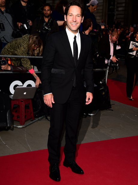 Paul Rudd GQ awards 2015