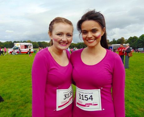 Pretty Muddy Cardiff  September 2015: Before the