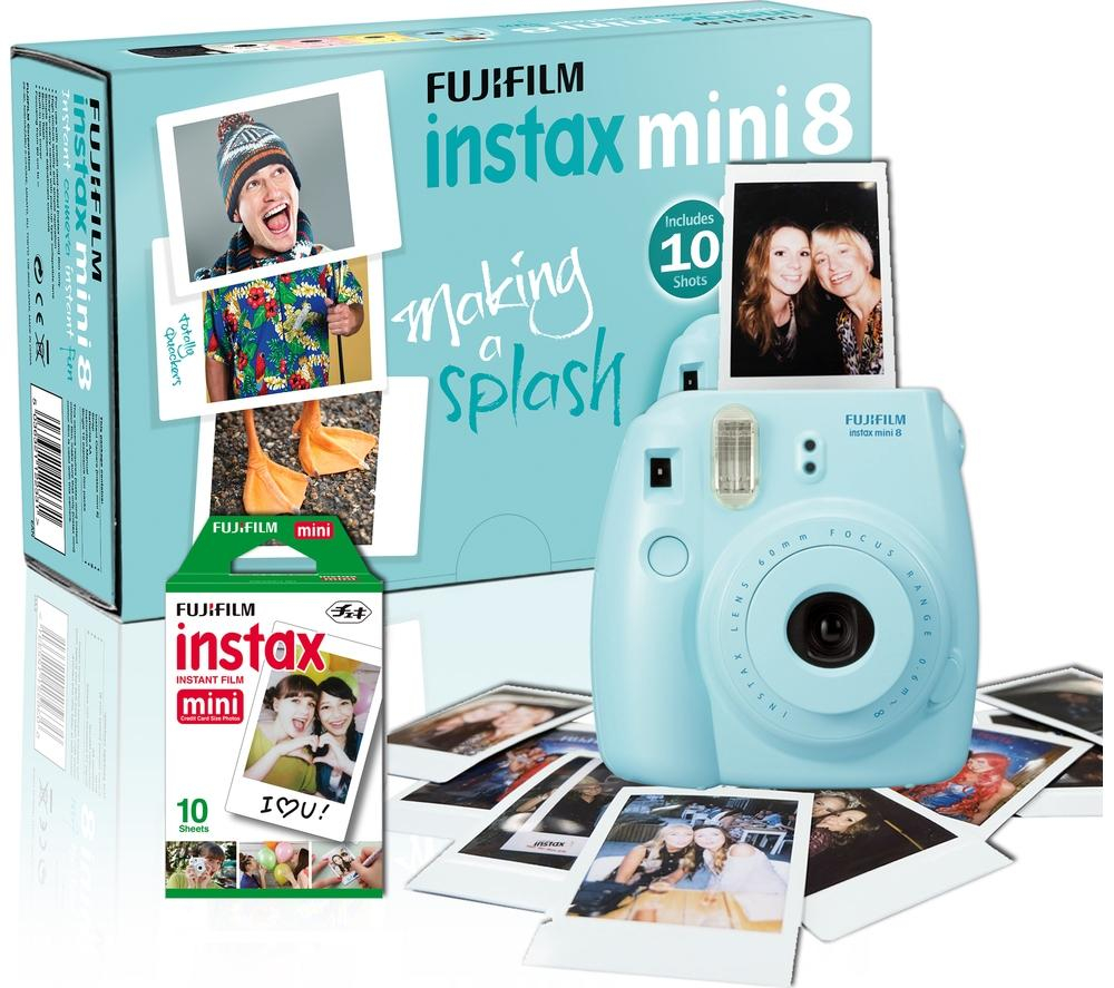 Curry's FujiFilm instaxmini