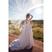 Image 7: Allison Williams wedding dress