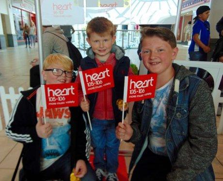 Heart Loves Queens Arcade!