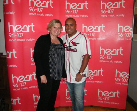 Heart's Charity Comedy Night
