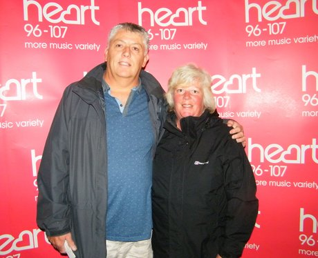 Heart's Charity Comedy Night