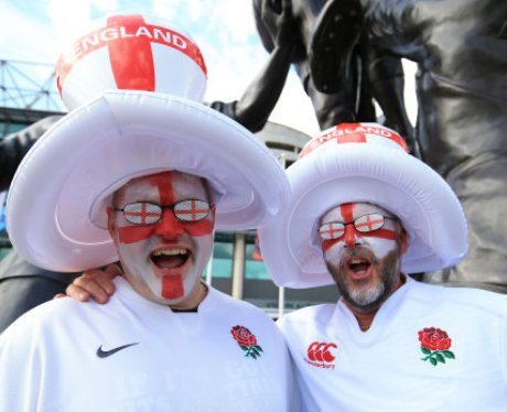 Rugby World Cup 2015 - Pool A - Fiji v England - T